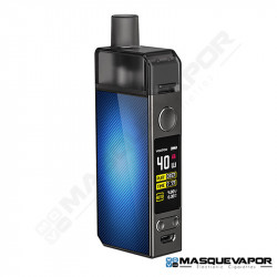 NAVI POD VOOPOO 40W 1500MAH LATTICE BLUE