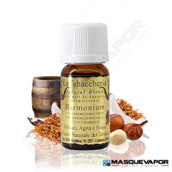 HARMONIUM BY LA TABACCHERIA CONCENTRATE 10ML