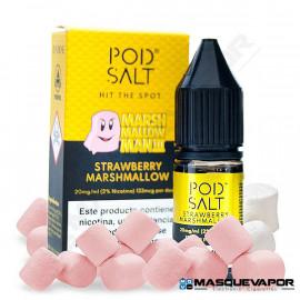 MARSHMALLOW MAN POD SALT TPD 10ML 20MG