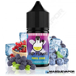 PURPLE STORM MAD FLAVORS CONCENTRATE 30ML
