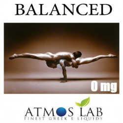 BASE BALANCED 100ML 0MG ATMOS LAB