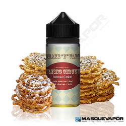 FUNNEL CAKE FLYING CIRCUS BY HALO 50ML 0MG
