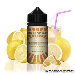 LEMON SQUEEZE FLYING CIRCUS BY HALO 50ML 0MG