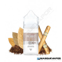 CUBAN BLEND NAKED100 CONCENTRATES 30ML