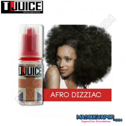 AFRO DIZZIAC CONCENTRATE 30ML - T-JUICE