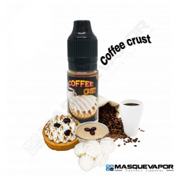 COFFEE CRUST FLAVOR 10ML CLOUDS OF LOLO