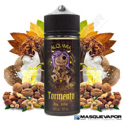 TORMENTO ALQUIMIA PARA VAPERS 100ML TPD 0MG