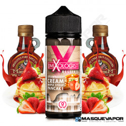 STRAWBERRY SYRUP PANCAKE THE MIXOLOGIST TPD 100ML 0MG