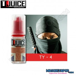 TY 4 CONCENTRATE 30ML - T-JUICE