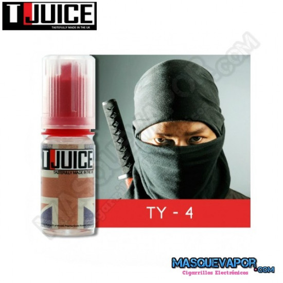 TY 4 CONCENTRATE - T-JUICE