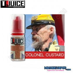 COLONEL CUSTARD CONCENTRATE 30ML - T-JUICE
