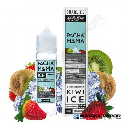 ICE STRAWBERRY KIWI PACHAMAMA TPD 50ML 0MG