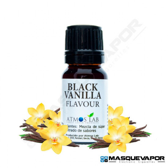 BLACK VANILLA Flavor Concentrate Atmos Lab