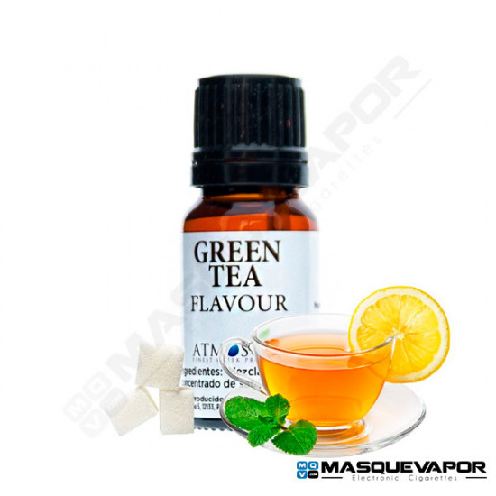 GREEN TEA FLAVOR - ATMOS LAB