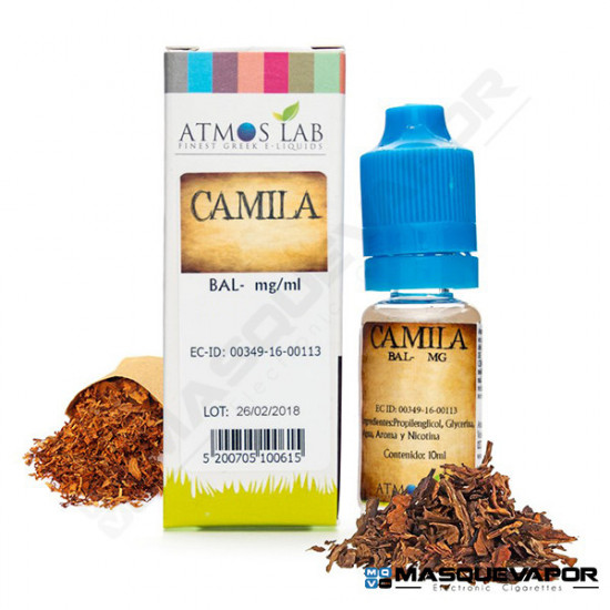 CAMILA ATMOS LAB TPD 10ML 6MG