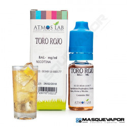 TORO ROJO ATMOS LAB TPD 10ML 6MG