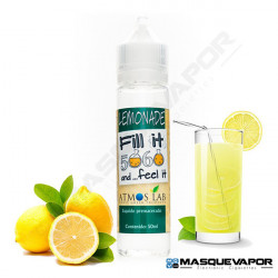 LEMONADE ATMOS LAB TPD 50ML 0MG