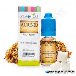 AGRINIO ATMOS LAB TPD 10ML 6MG