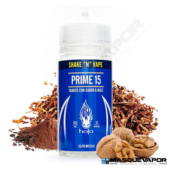 PRIME 15 HALO TPD 60ML 3MG