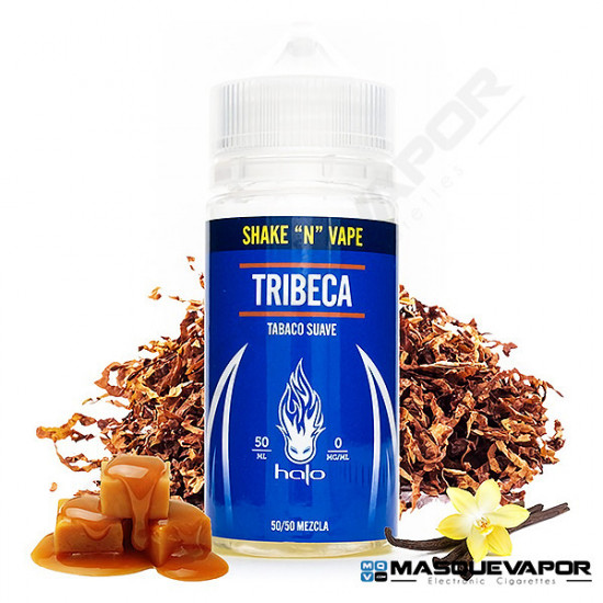 TRIBECA HALO TPD 60ML 3MG