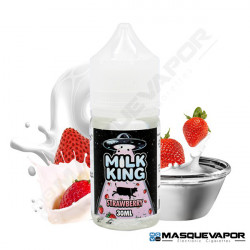 STRAWBERRY MILK KING CONCENTRATES 30ML