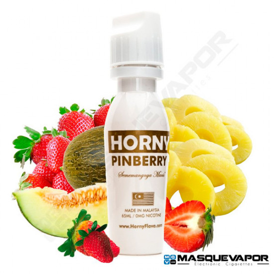 HORNY PINBERRY HORNY FLAVA TPD 55ML 0MG