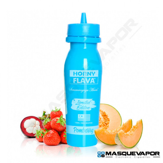 HORNY POMBERRY HORNY FLAVA TPD 100ML 0MG