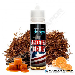 AMERICAN LUXURY DROPS ELIQUIDS TPD 50ML 0MG