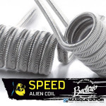 ALIEN TRIPLE NUCLEO 0,11OHM SS316/NI80 BACTERIO COILS