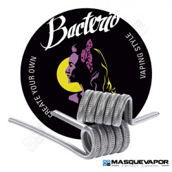 MAD F*CKING 0,13OHM FULL NI80 BACTERIO COILS