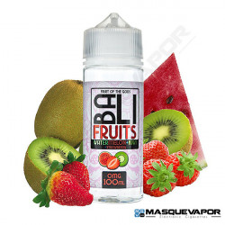 WATERMELON KIWI STRAWBERRY BALI FRUITS KINGS CREST TPD 100ML 0MG