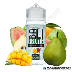 PEAR MANGO GUAVA BALI FRUITS KINGS CREST TPD 100ML 0MG