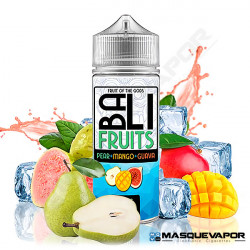 ICE PEAR MANGO GUAVA BALI FRUITS KINGS CREST TPD 100ML 0MG