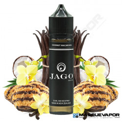 COCONUT MACAROON JAGO JUICE 50ML 0MG