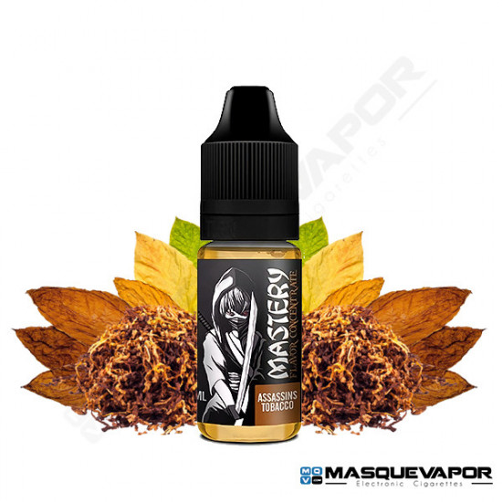 ASSASSINS TOBACCO MASTERY BY HALO 10ML