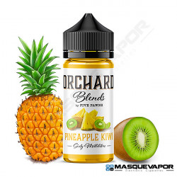 PINEAPPLE KIWI ORCHARD ELIQUIDS 50ML 0MG