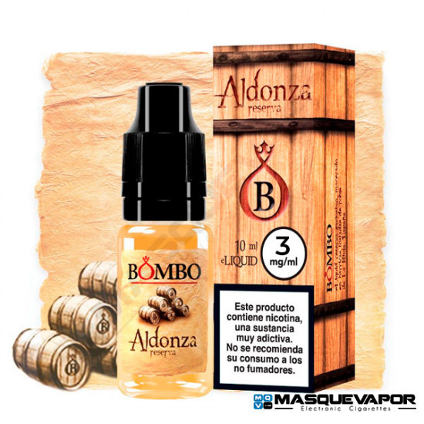 ALDONZA RESERVA BOMBO ELIQUIDS 10ML 0MG