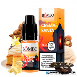 CREMA SANTA BOMBO ELIQUIDS 10ML 12MG