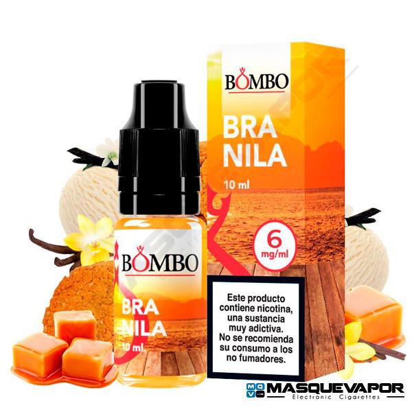 BRANILLA BOMBO ELIQUIDS 10ML 0MG