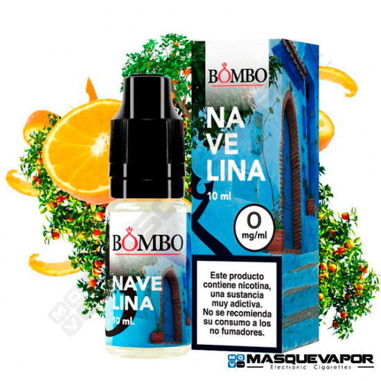 NAVELINA EXPRESS - BOMBO ELIQUIDS 10ML 0MG