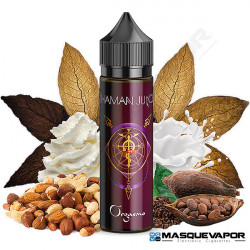 ORGASMO ALQUIMIA PARA VAPERS & SHAMAN JUICE 50ML 0MG