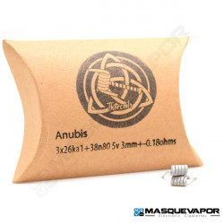 ANUBIS 0.18OHM THORCOILS