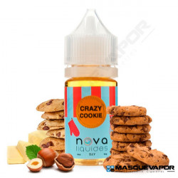 CRAZY COOKIE 30ML NOVA LIQUIDES