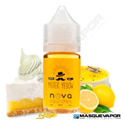 MISTER YELLOW 30ML NOVA LIQUIDES
