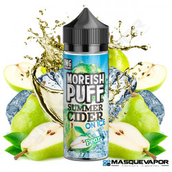 PEAR CIDER ON ICE MOREISH TPD 100ML 0MG