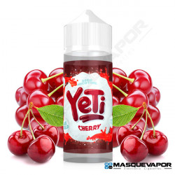 CHERRY ICE YETI ELIQUIDS TPD 100ML 0MG