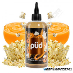 BUTTERSCOTCH POPCORN PUD PUDDING 200ML 0MG