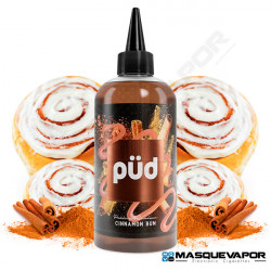 CINNAMON BUN PUD PUDDING 200ML 0MG