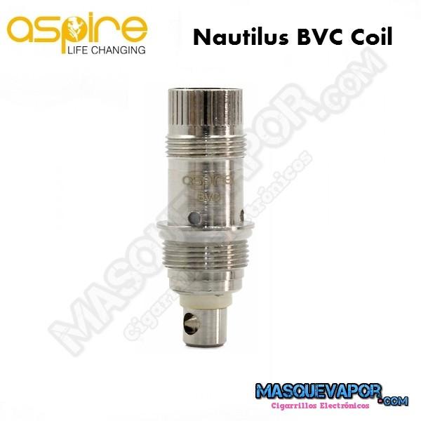Aspire Nautilus BVC 1.8ohm - Pack 1 Resistencia