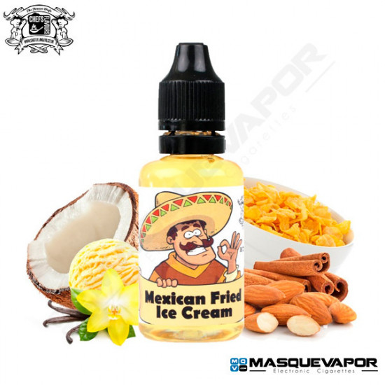 MEXICAN FRIED ICE CREAM 30ML CHEFS FLAVOURS